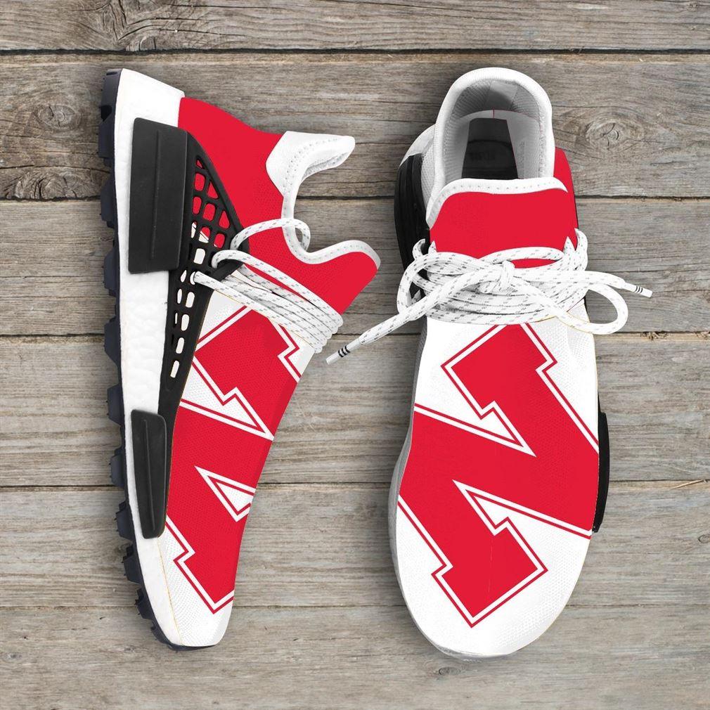 Nebraska Cornhuskers Ncaa Nmd Human Race Sneakers Sport Shoes Running Shoes