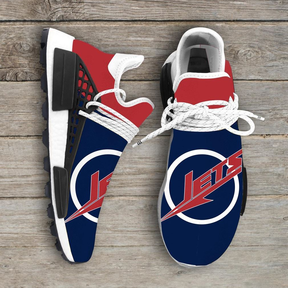 Newman Jets Ncaa Nmd Human Race Sneakers Sport Shoes Running Shoes