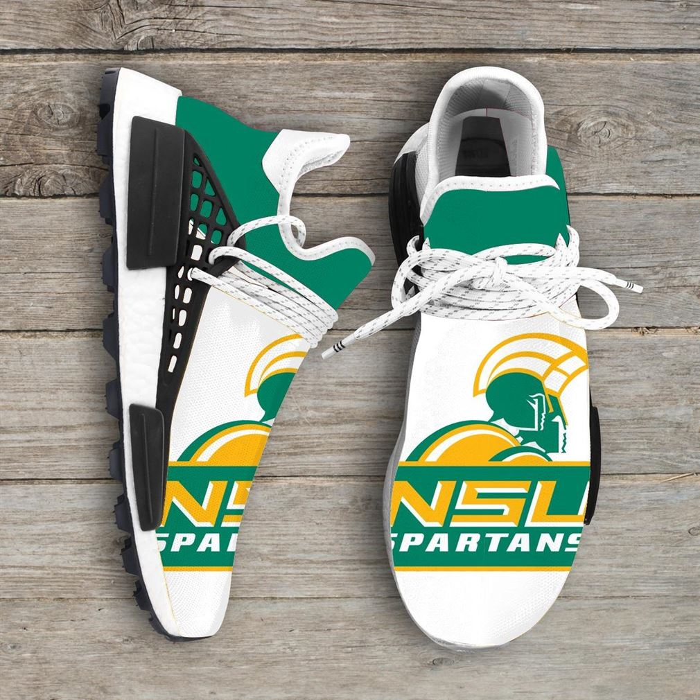 Norfolk State Spartans Ncaa Nmd Human Race Sneakers Sport Shoes Running Shoes