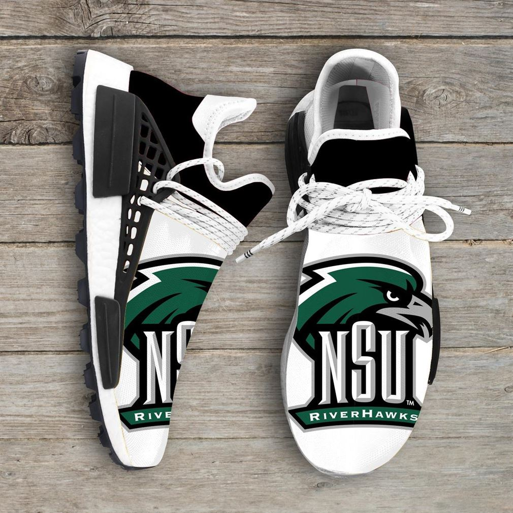 Northeastern State Riverhawks Ncaa Nmd Human Race Sneakers Sport Shoes Running Shoes
