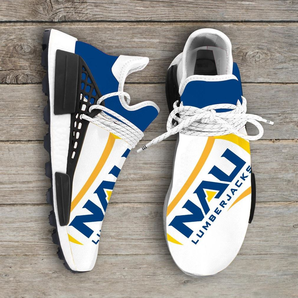 Northern Arizona Lumberjacks Ncaa Nmd Human Race Sneakers Sport Shoes Running Shoes