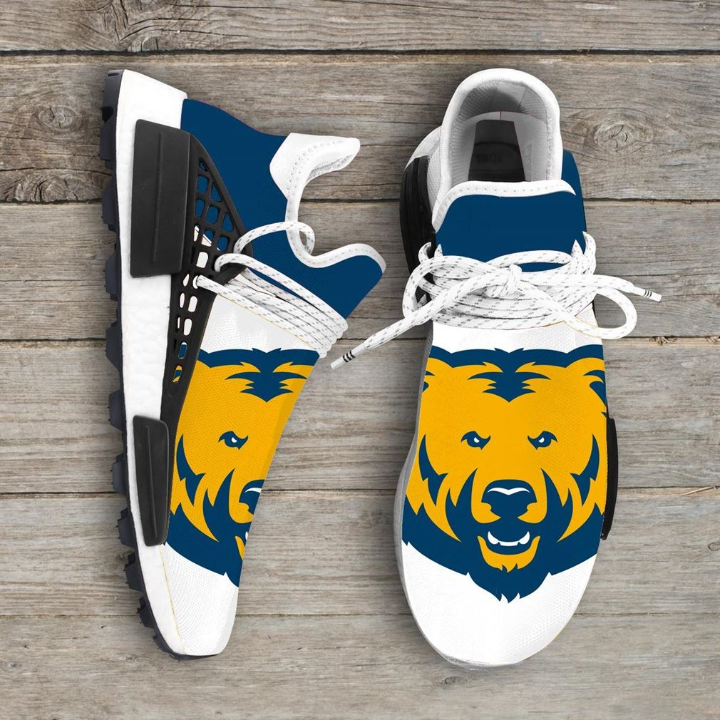 Northern Colorado Bears Ncaa Nmd Human Race Sneakers Sport Shoes Running Shoes