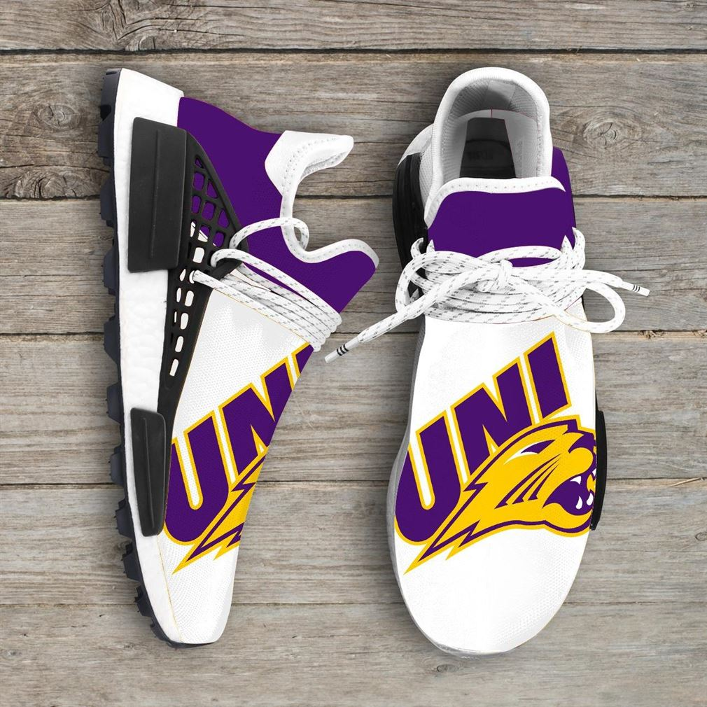Northern Iowa Panthers Ncaa Nmd Human Race Sneakers Sport Shoes Running Shoes