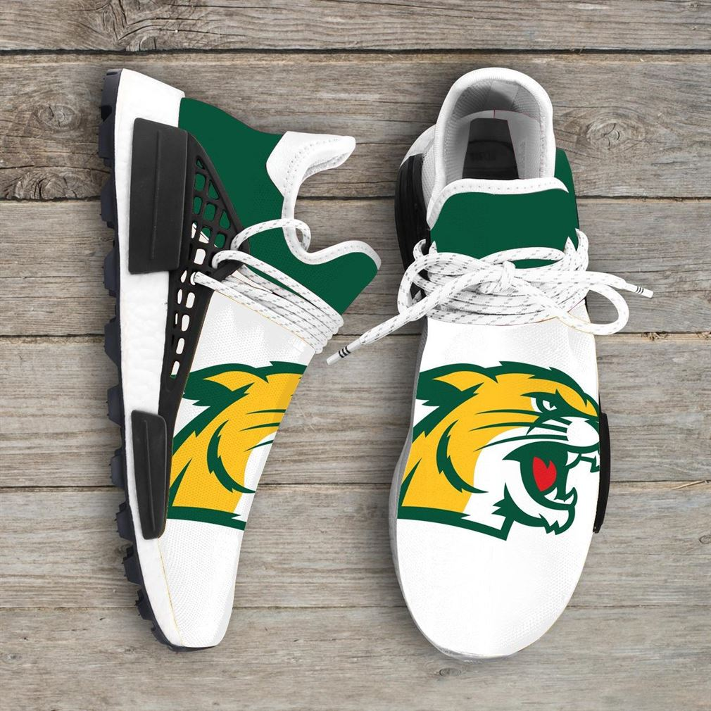 Northern Michigan Wildcats Ncaa Nmd Human Race Sneakers Sport Shoes Running Shoes