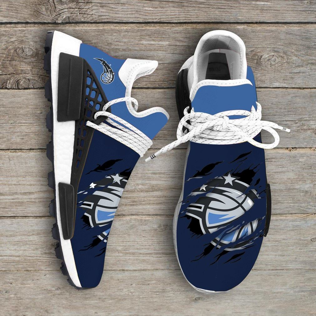 Orlando Magic Nba Nmd Human Race Shoes Sport Shoes