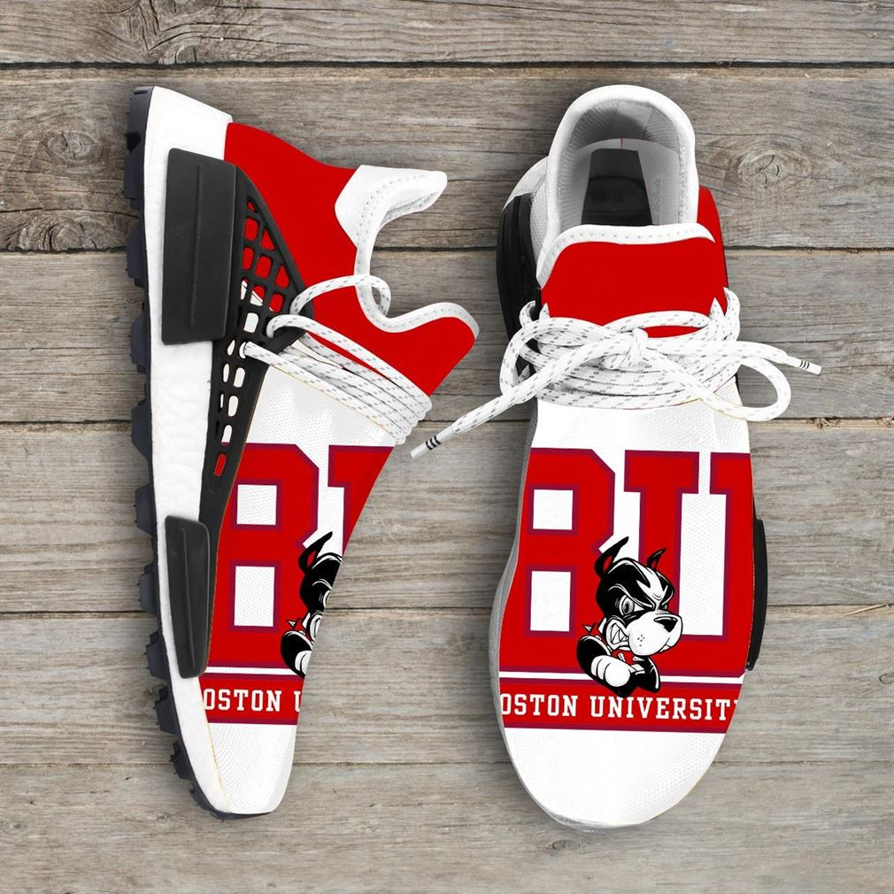 Oston University Ncaa Nmd Human Race Sneakers Sport Shoes Running Shoes