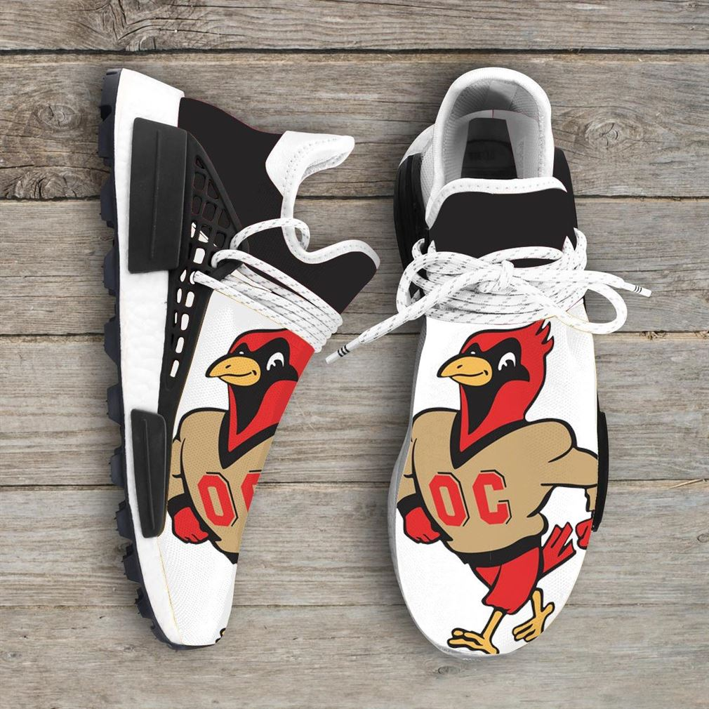 Otterbein College Cardinals Ncaa Nmd Human Race Sneakers Sport Shoes Running Shoes