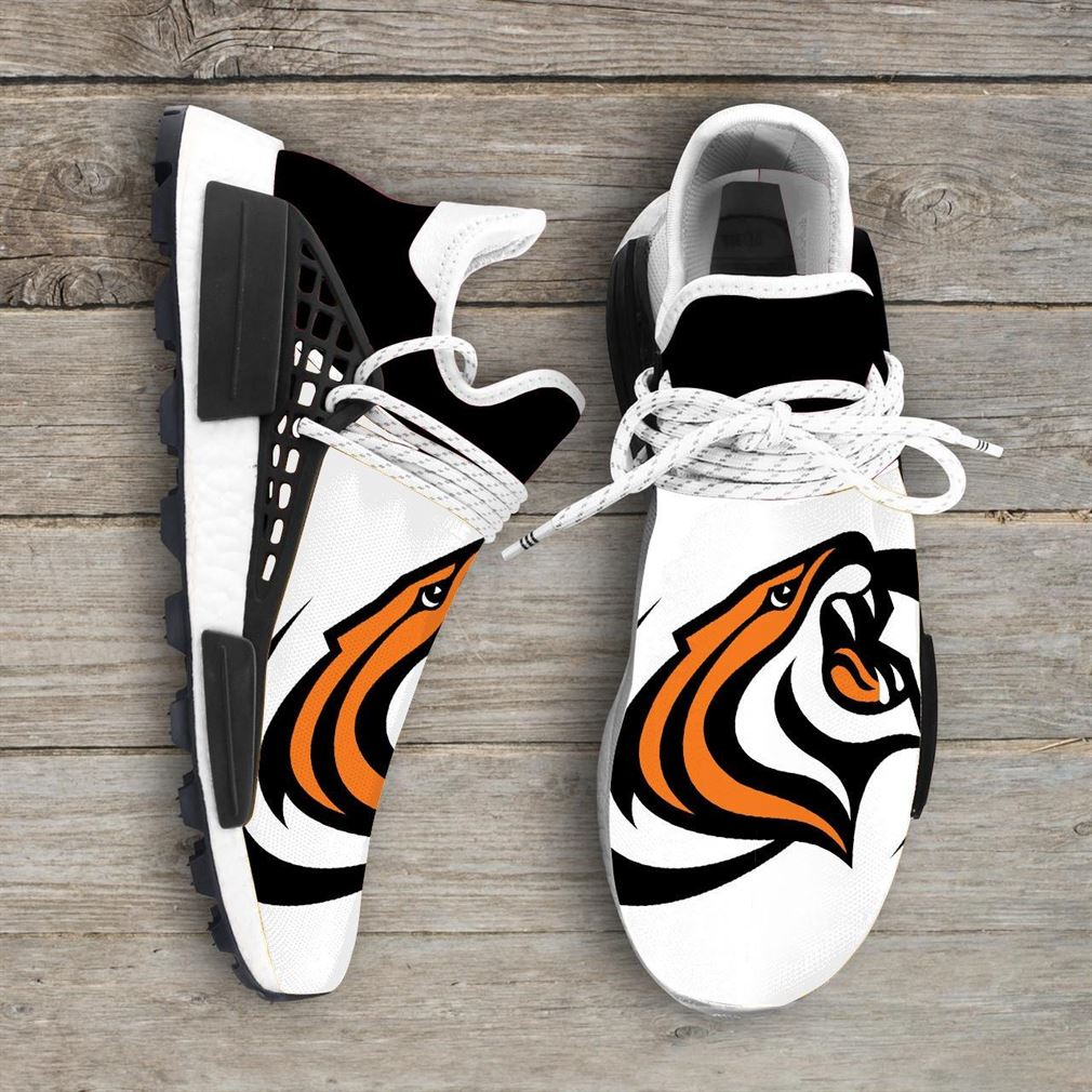 Pacific Tigers Ncaa Nmd Human Race Sneakers Sport Shoes Running Shoes