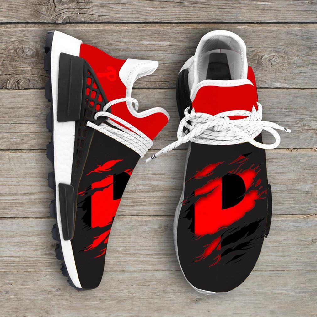 Philadelphia Phillies Mlb Sport Teams Nmd Human Race Sneakers Sport Shoes Running Shoes