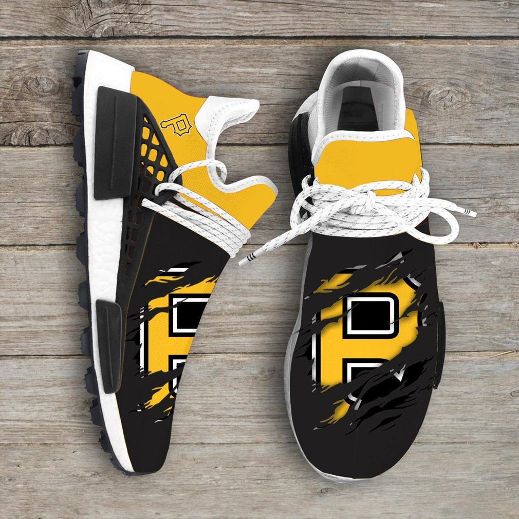 Pittsburgh Pirates Mlb Sport Teams Nmd Human Race Sneakers Sport Shoes Running Shoes