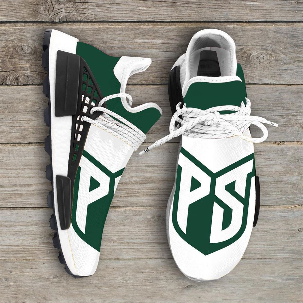 Portland State Vikings Ncaa Nmd Human Race Sneakers Sport Shoes Running Shoes Rinning Shoes