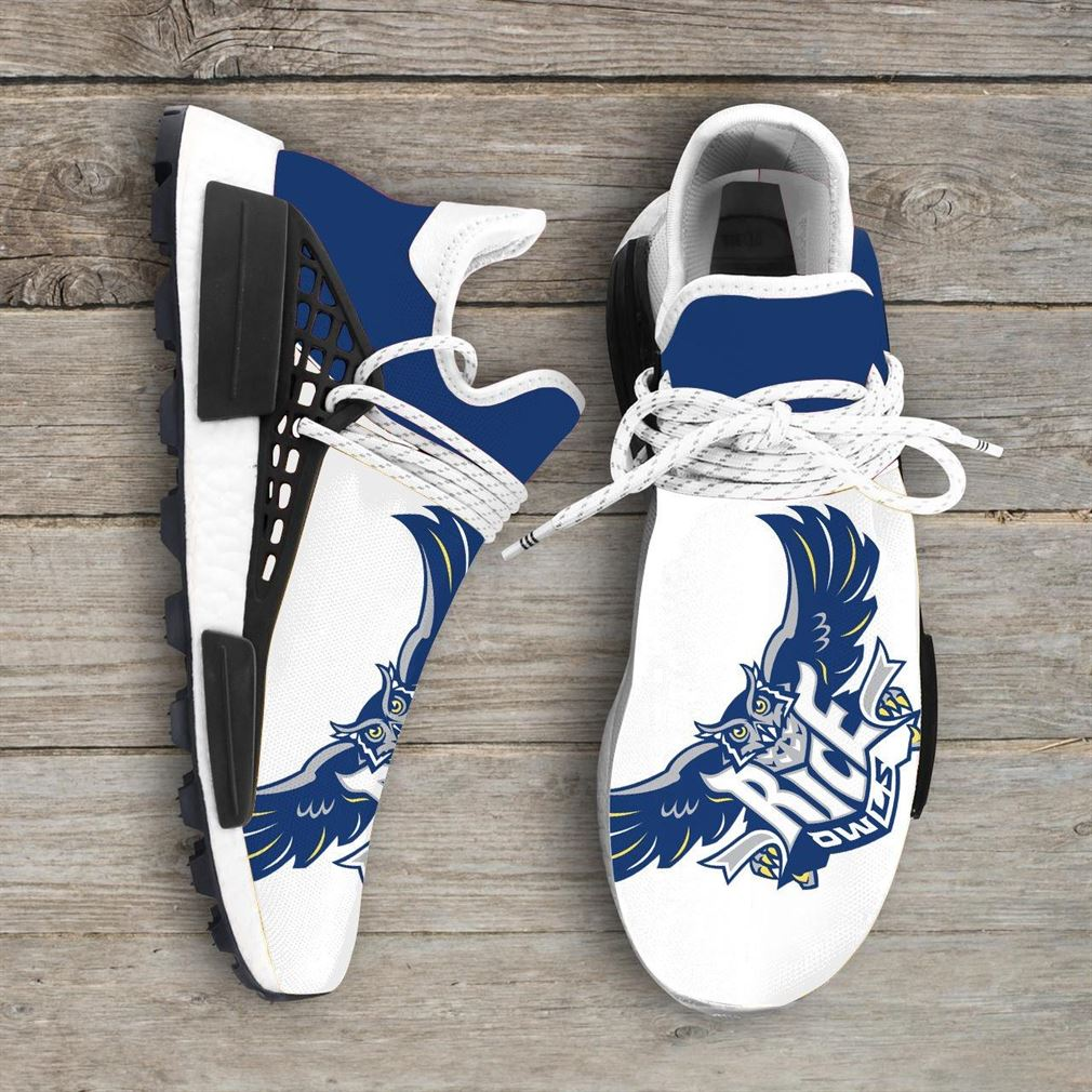 Rice Owls Ncaa Nmd Human Race Sneakers Sport Shoes Running Shoes