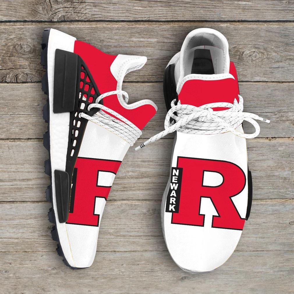 Rutgers Newark Scarlet Raiders Ncaa Nmd Human Race Sneakers Sport Shoes Running Shoes