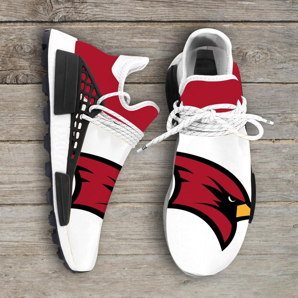Saginaw Valley State Cardinals Ncaa Nmd Human Race Sneakers Sport Shoes Running Shoes