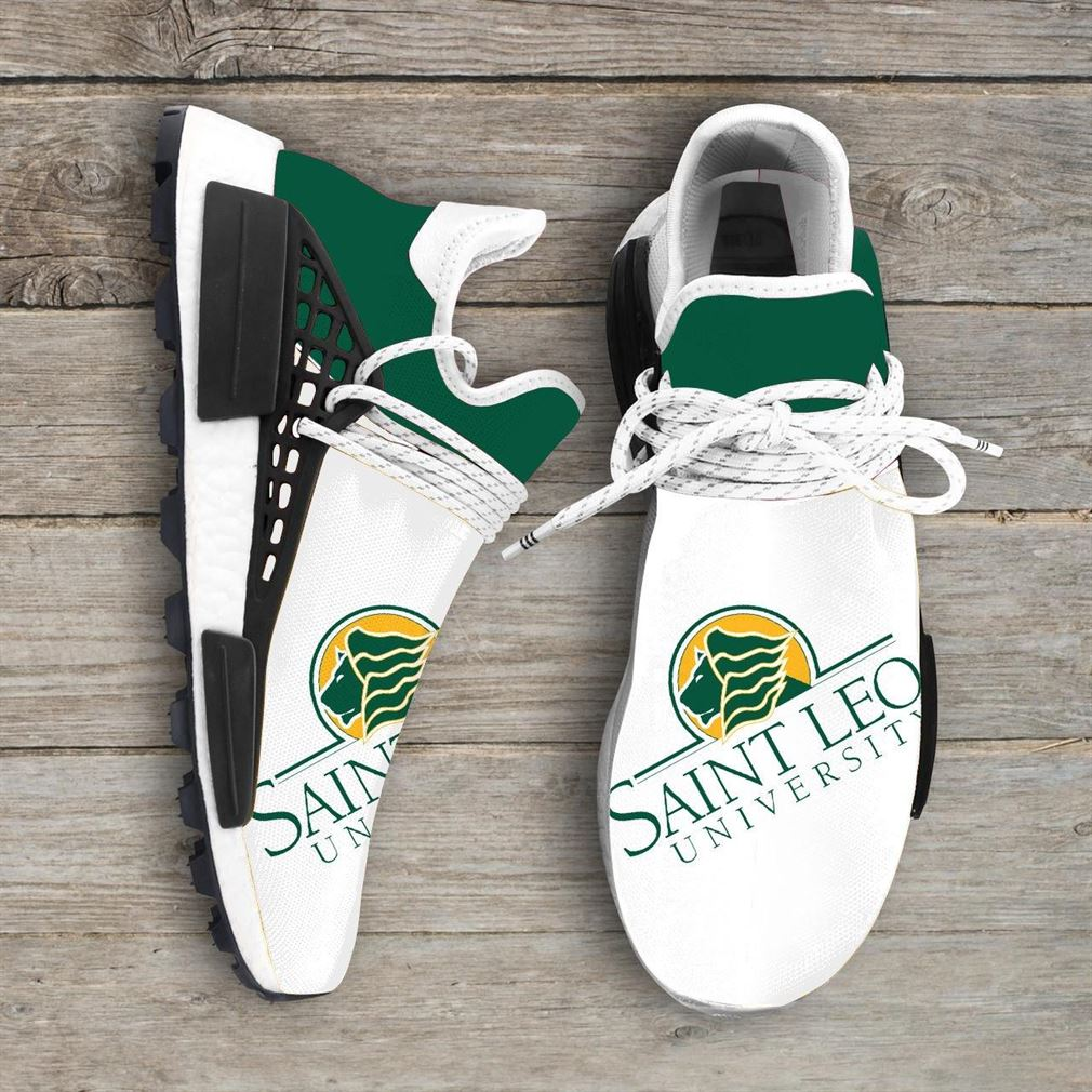 Saint Leo University Lions Ncaa Nmd Human Race Sneakers Sport Shoes Running Shoes