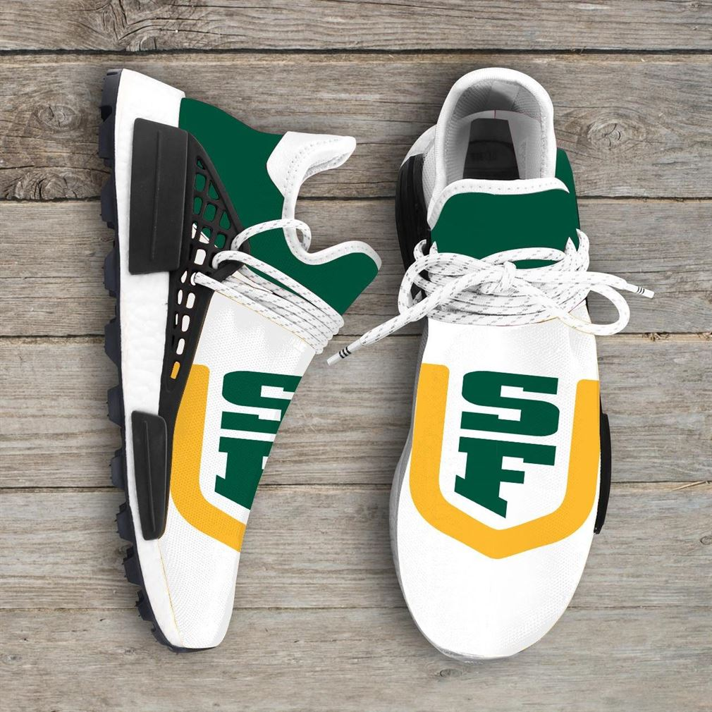 San Francisco Dons Ncaa Nmd Human Race Sneakers Sport Shoes Running Shoes