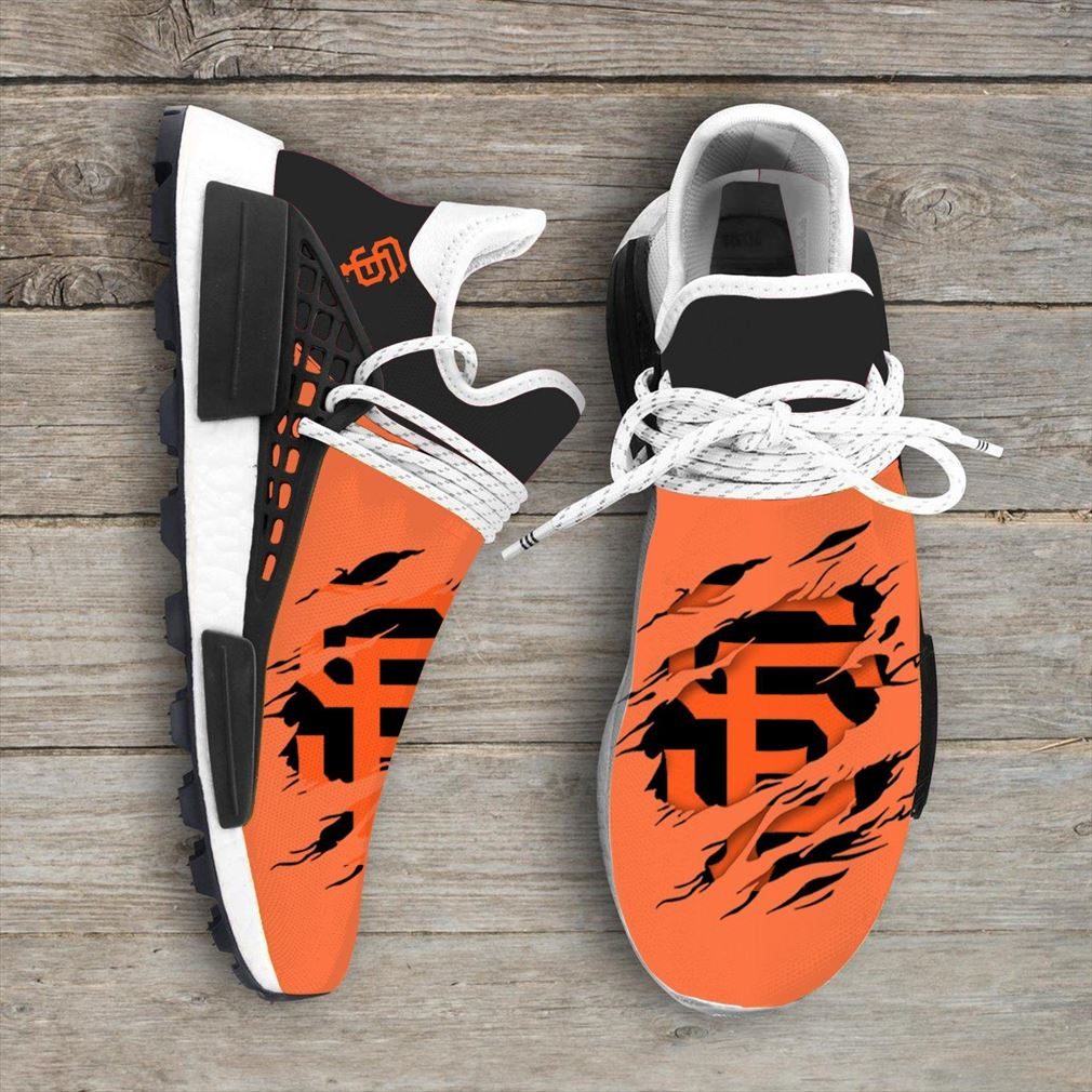 San Francisco Giants Mlb Nmd Human Race Sport Shoes