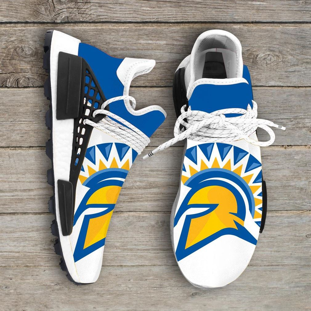 San Jose State Spartans Ncaa Nmd Human Race Sneakers Sport Shoes Running Shoes