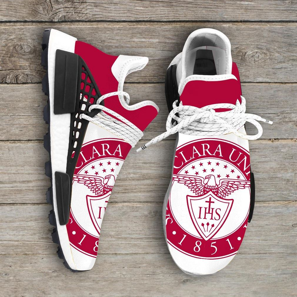 Santa Clara Broncos Ncaa Nmd Human Race Sneakers Sport Shoes Running Shoes