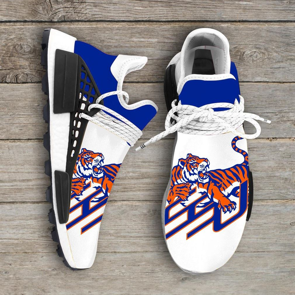 Savannah State Tigers Ncaa Nmd Human Race Sneakers Sport Shoes Running Shoes