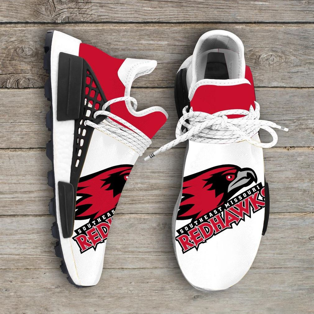 Se Missouri State Redhawks Ncaa Nmd Human Race Sneakers Sport Shoes Running Shoes