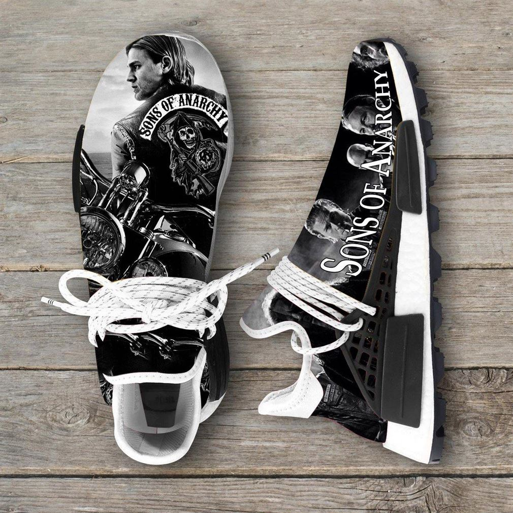 Sons Of Anarchy Tv Series Movies Nmd Human Race Sneakers Shoes Sport Shoes