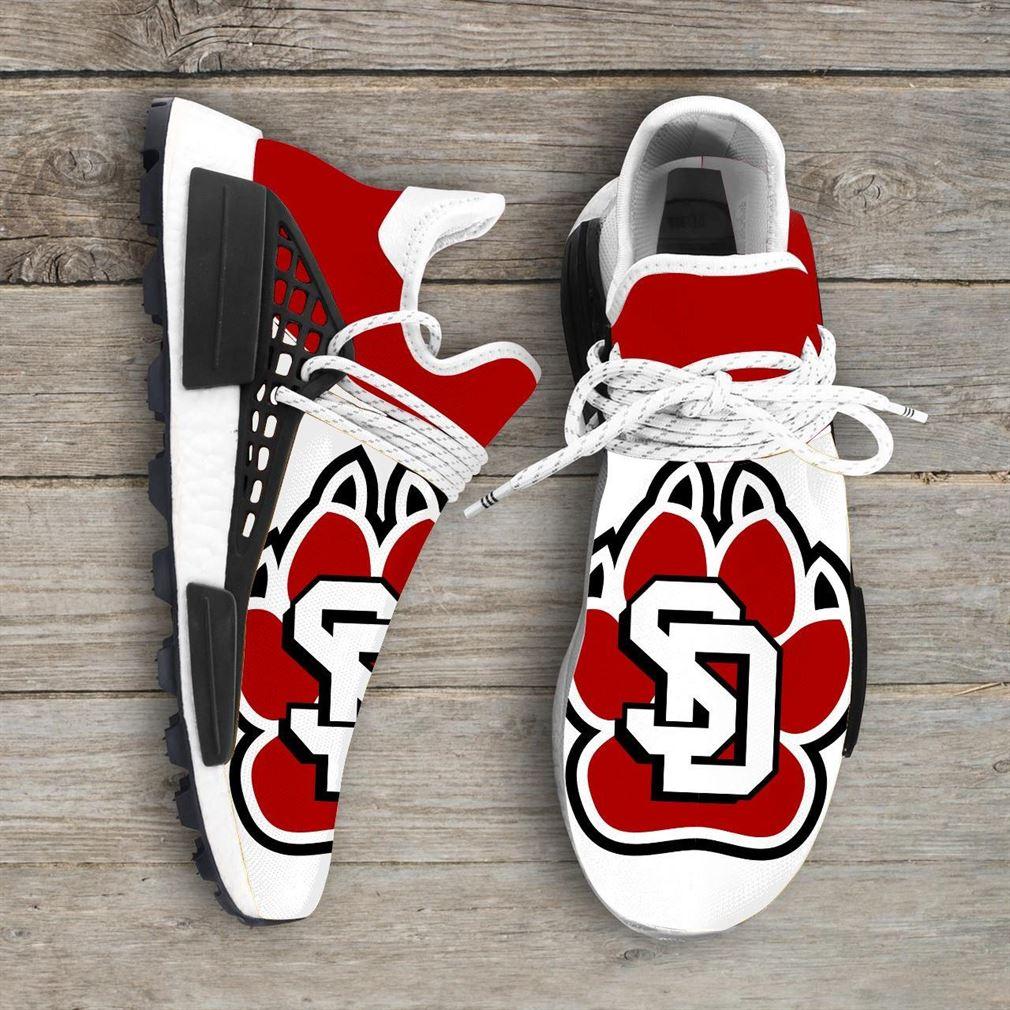 South Dakota Coyotes Ncaa Nmd Human Race Sneakers Sport Shoes Running Shoes