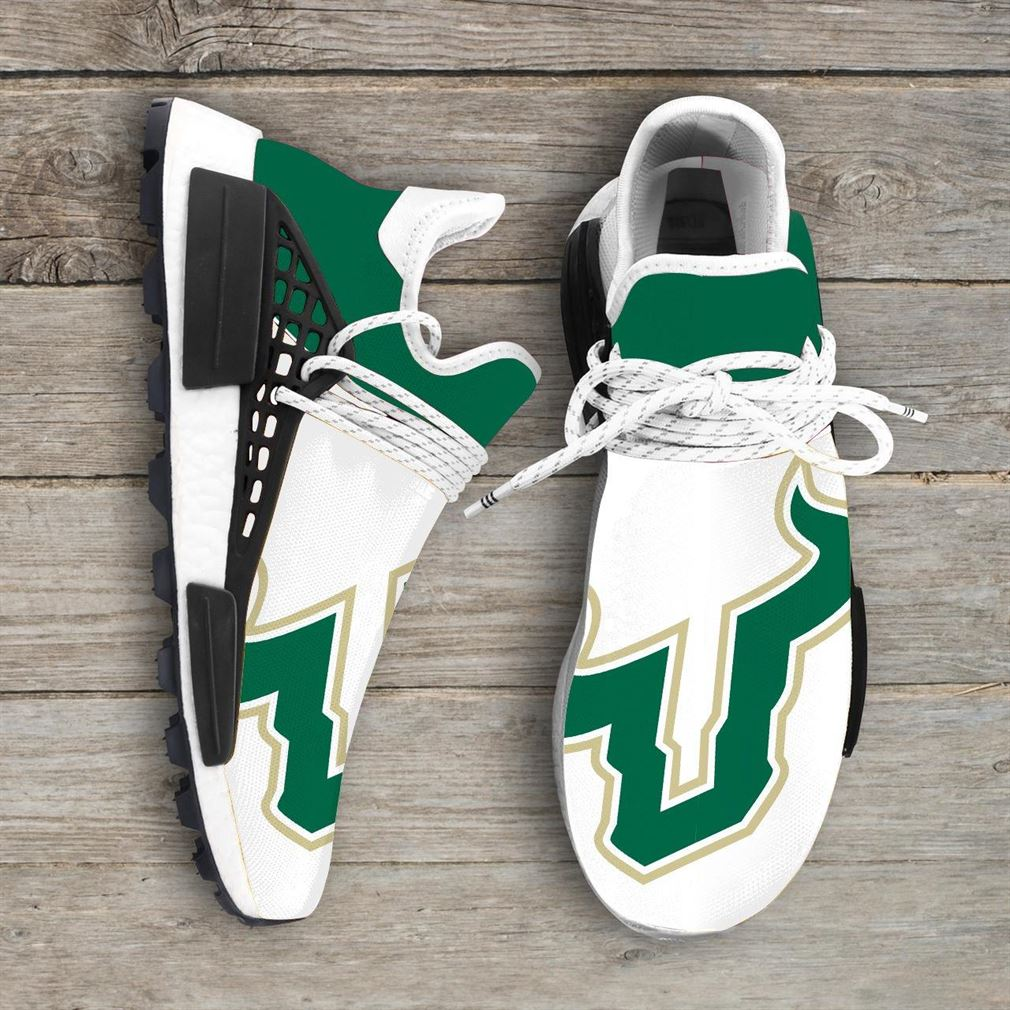 South Florida Bulls Ncaa Nmd Human Race Sneakers Sport Shoes Running Shoes