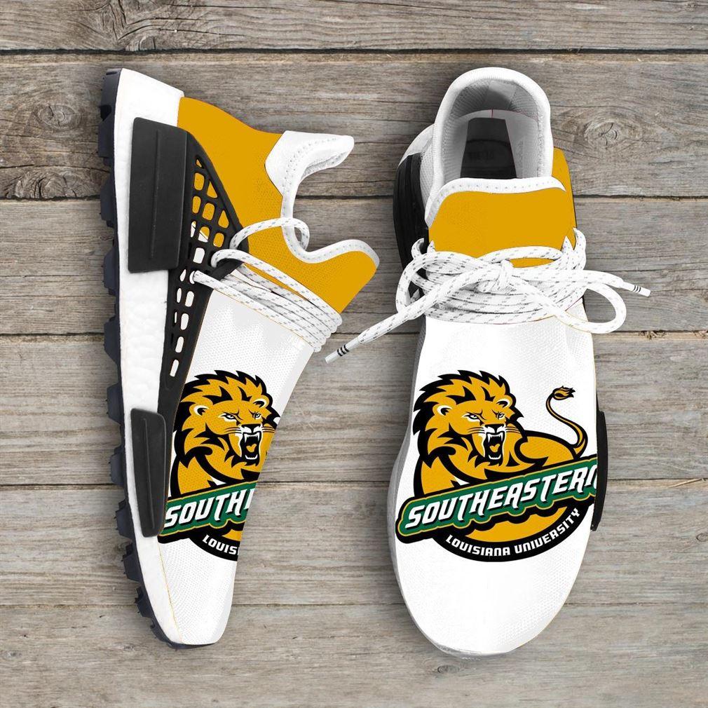 Southeastern Louisiana Lions Ncaa Nmd Human Race Sneakers Sport Shoes Running Shoes