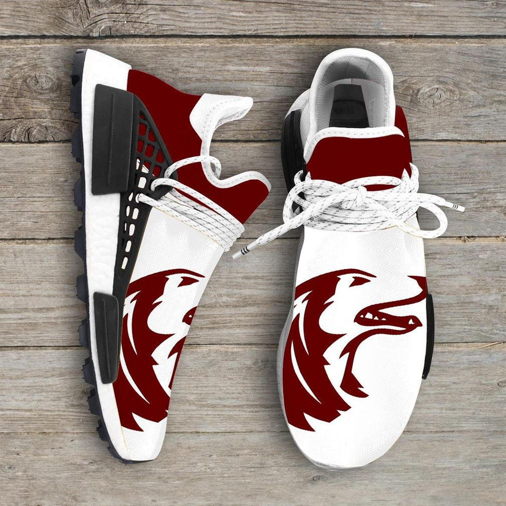 Southern Illinois Salukis Ncaa Nmd Human Race Sneakers Sport Shoes Running Shoes