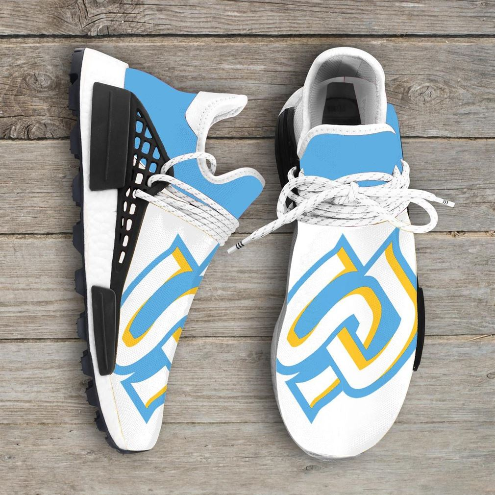 Southern University Jaguars Ncaa Nmd Human Race Sneakers Sport Shoes Running Shoes