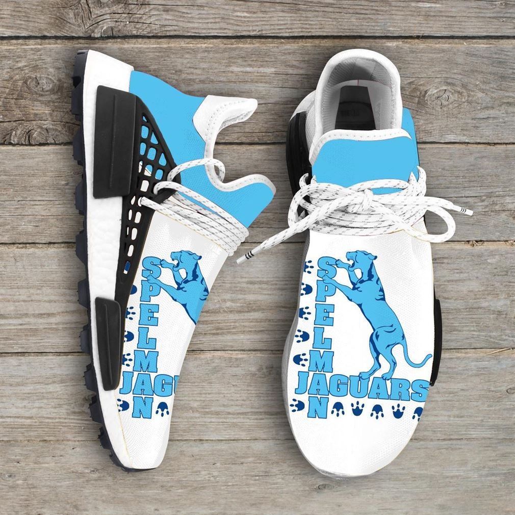 Spelman College Jaguars Ncaa Nmd Human Race Sneakers Sport Shoes Running Shoes