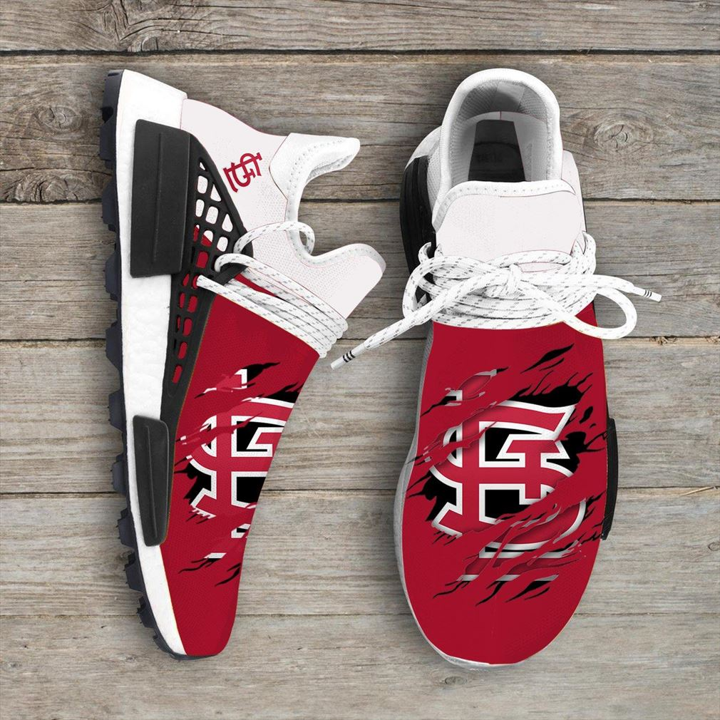 St Louis Cardinals Mlb Nmd Human Race Sport Shoes