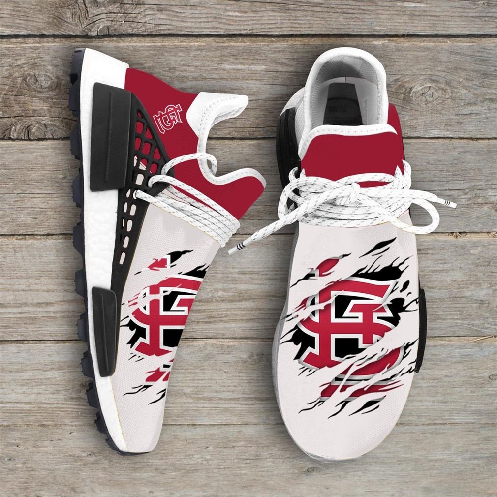 St Louis Cardinals Mlb Sport Teams Nmd Human Race Sneakers Sport Shoes