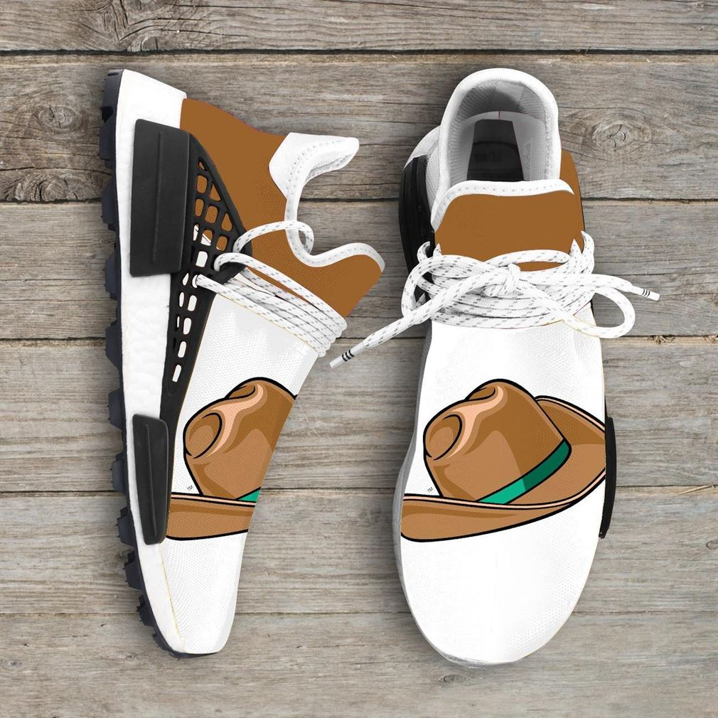 Stetson Hatters Ncaa Nmd Human Race Sneakers Sport Shoes Running Shoes