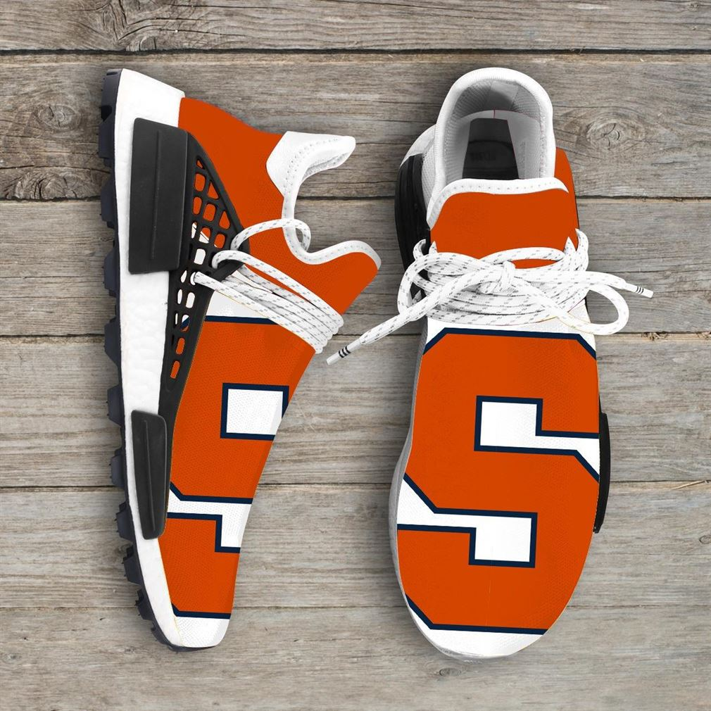 Syracuse Orange Ncaa Nmd Human Race Sneakers Sport Shoes Running Shoes