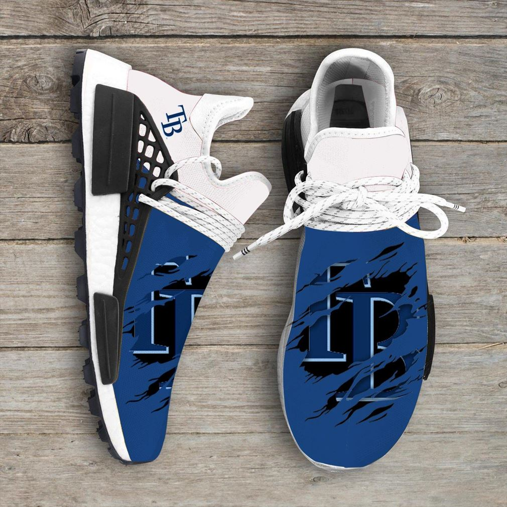 Tampa Bay Rays Mlb Nmd Human Race Shoes Sport Shoes