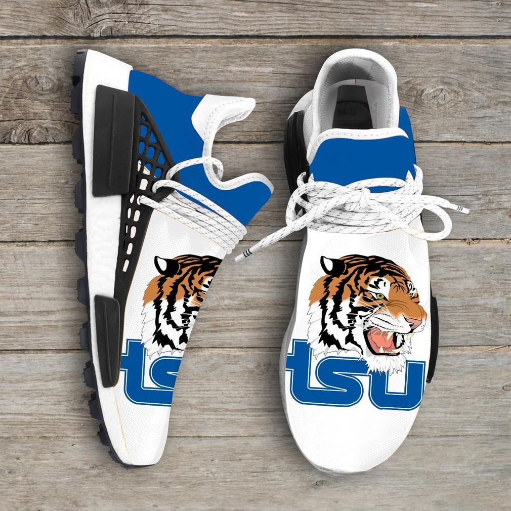 Tennessee State Tigers Ncaa Nmd Human Race Sneakers Sport Shoes Running Shoes