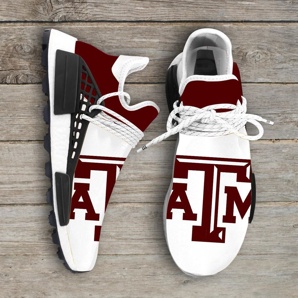 Texas Am Aggies Ncaa Nmd Human Race Sneakers Sport Shoes Running Shoes