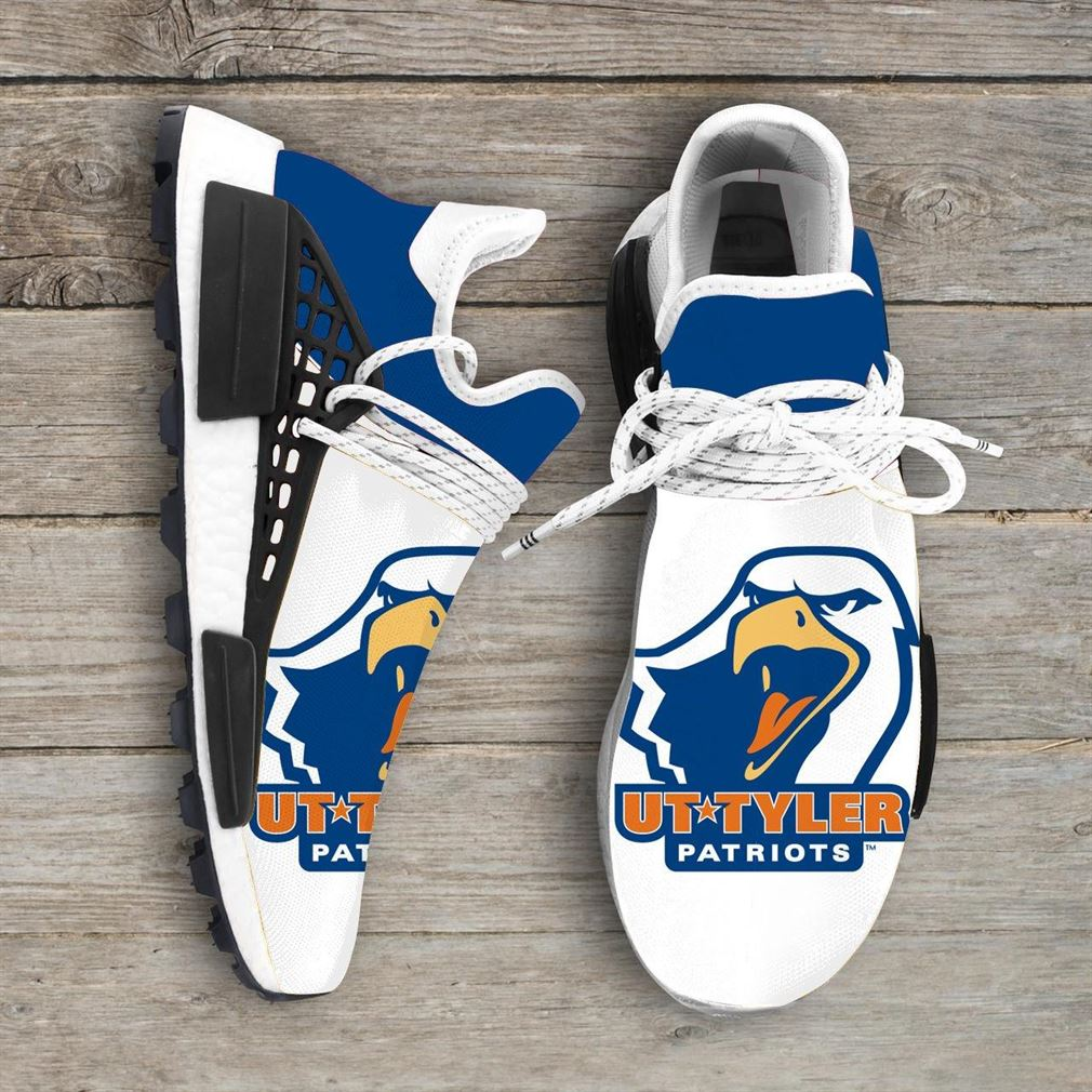 Texas Tyler Patriots Ncaa Nmd Human Race Sneakers Sport Shoes Running Shoes