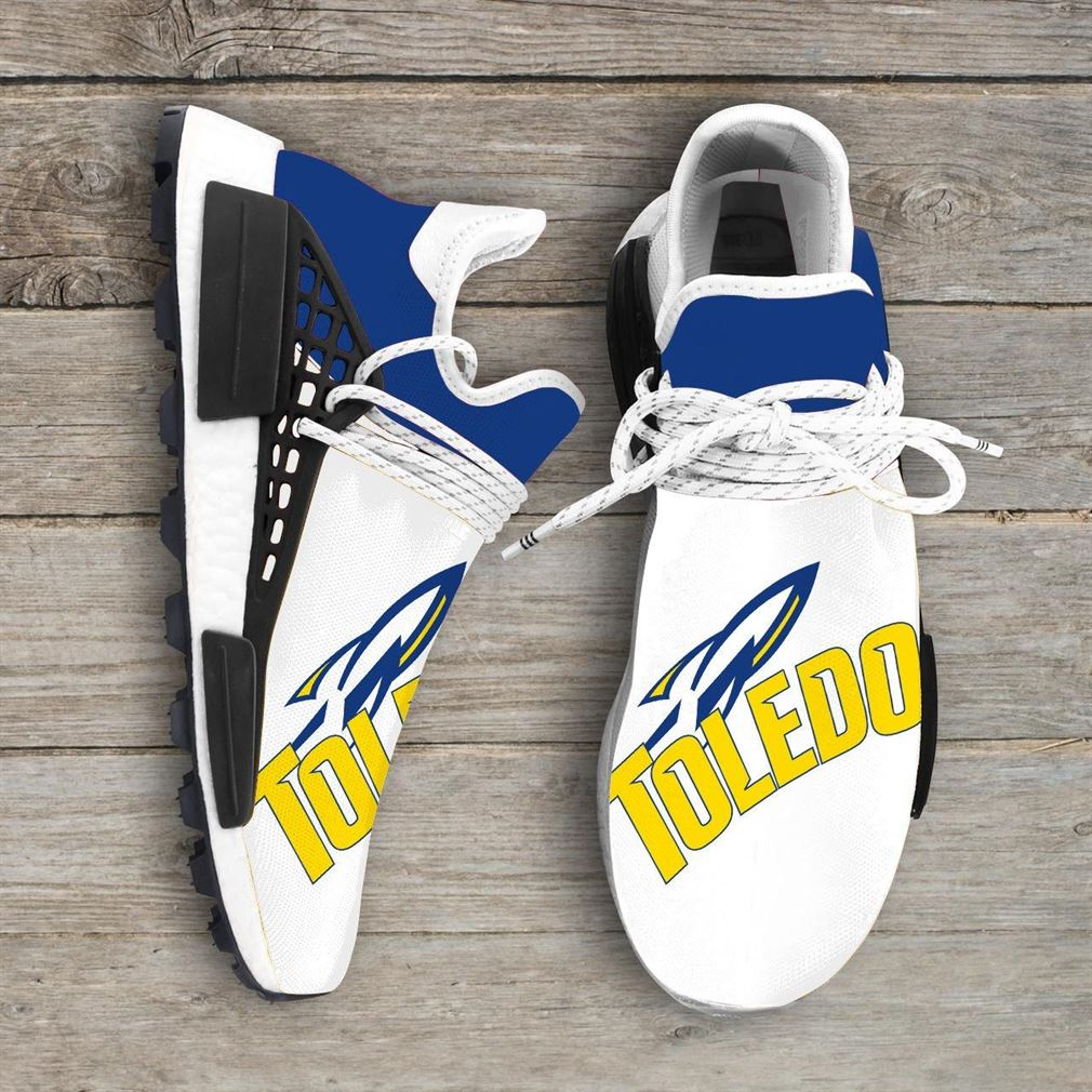 Toledo Rockets Ncaa Nmd Human Race Sneakers Sport Shoes Running Shoes