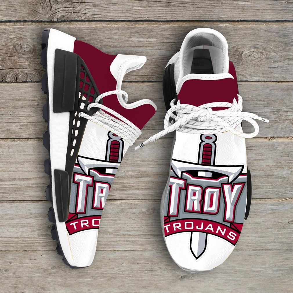 Troy Trojans Ncaa Nmd Human Race Sneakers Sport Shoes Running Shoes