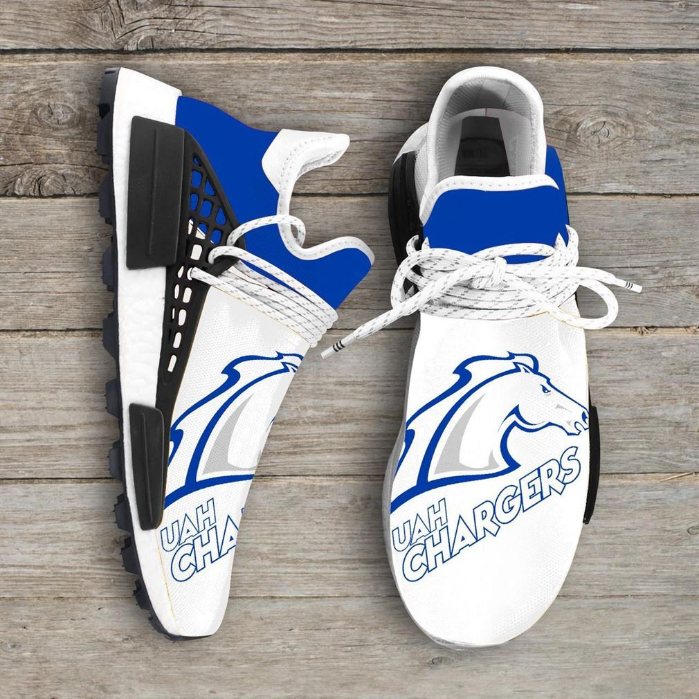 Uah Chargers Ncaa Nmd Human Race Sneakers Sport Shoes Running Shoes