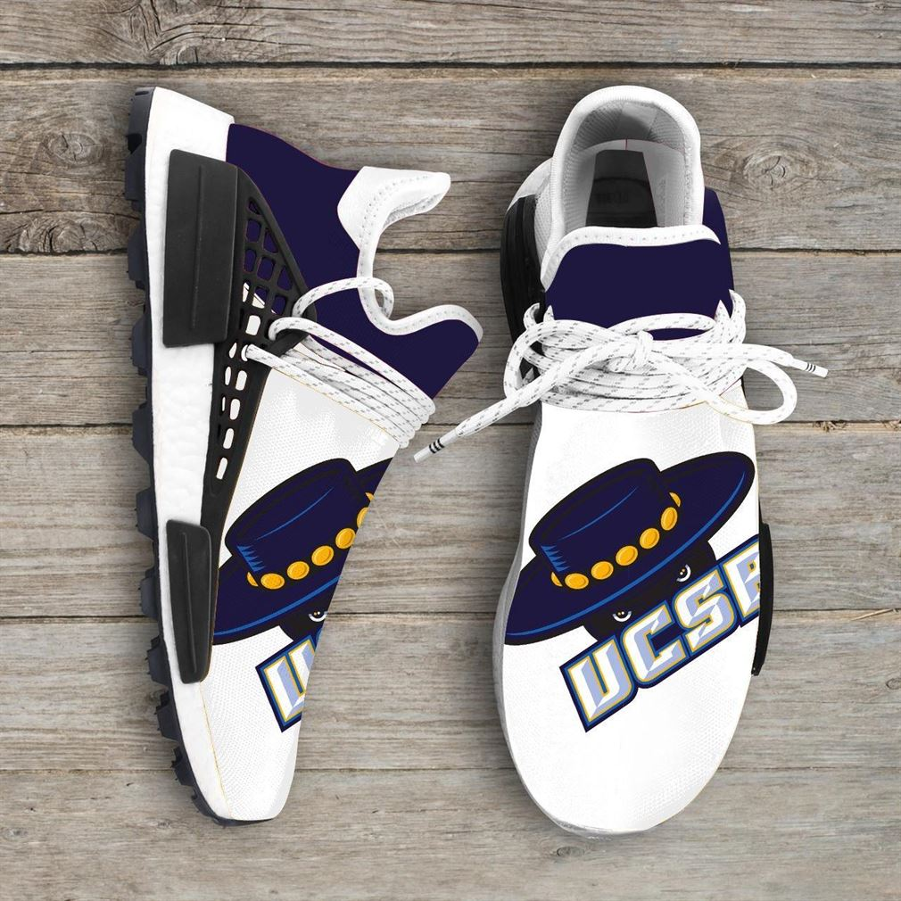 Uc Santa Barbara Gauchos Ncaa Nmd Human Race Sneakers Sport Shoes Running Shoes