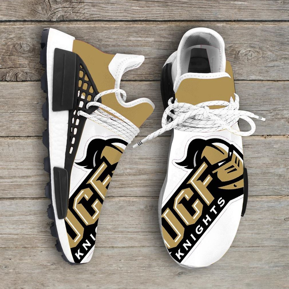 Ucf Knights Ncaa Nmd Human Race Sneakers Sport Shoes Running Shoes