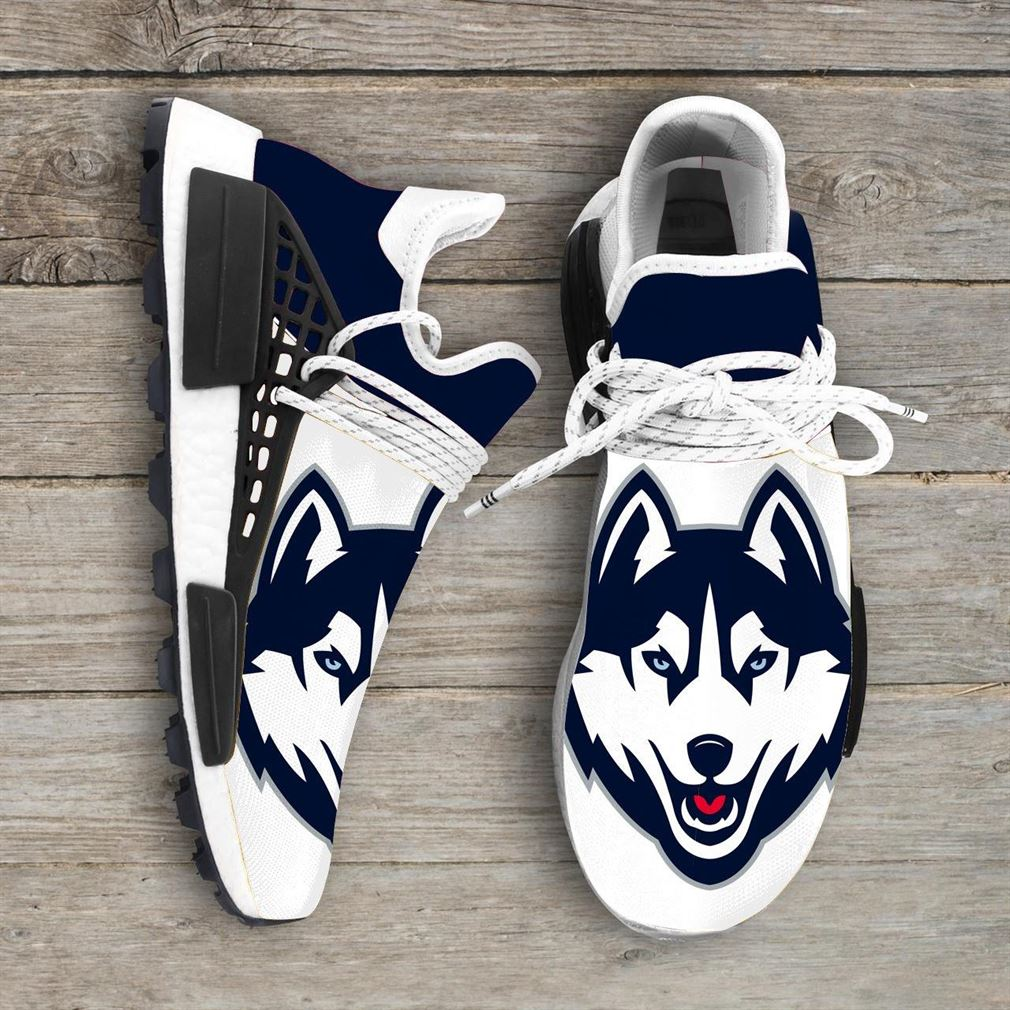 Uconn Huskies Ncaa Nmd Human Race Sneakers Sport Shoes Running Shoes
