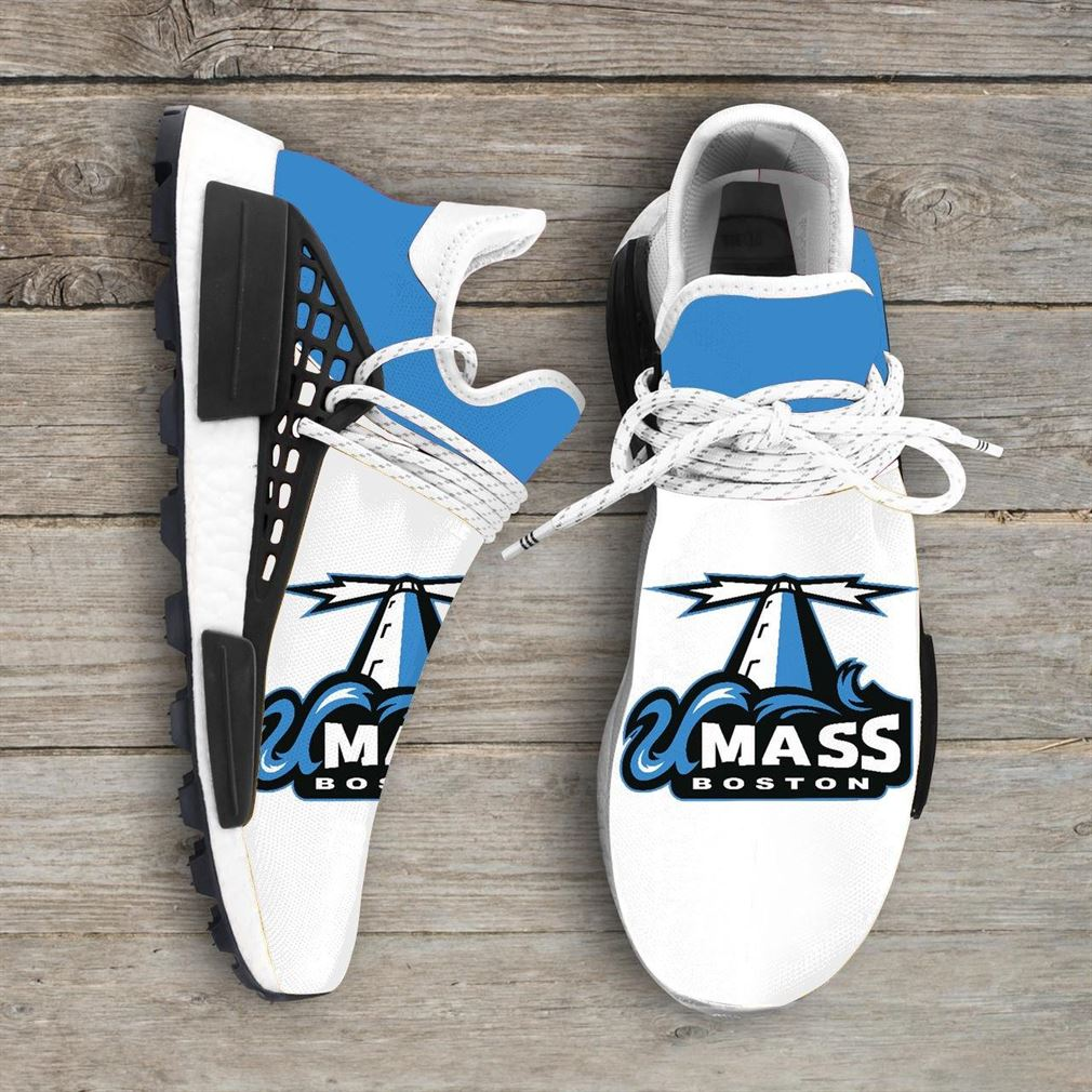 Umass Boston Beacons Ncaa Nmd Human Race Sneakers Sport Shoes Running Shoes