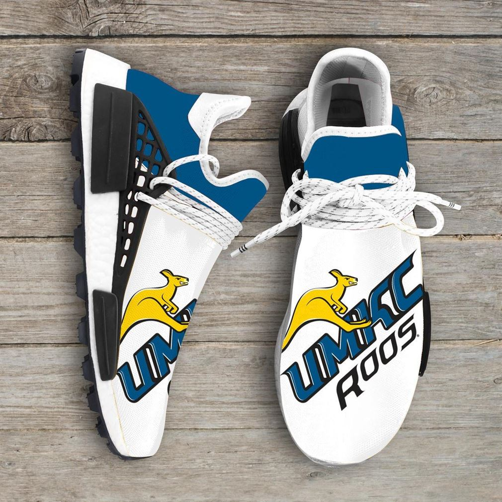 Umkc Kangaroos Ncaa Nmd Human Race Sneakers Sport Shoes Running Shoes