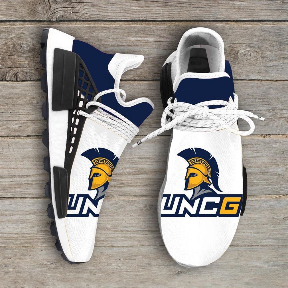 Uncg Spartans Ncaa Nmd Human Race Sneakers Sport Shoes Running Shoes