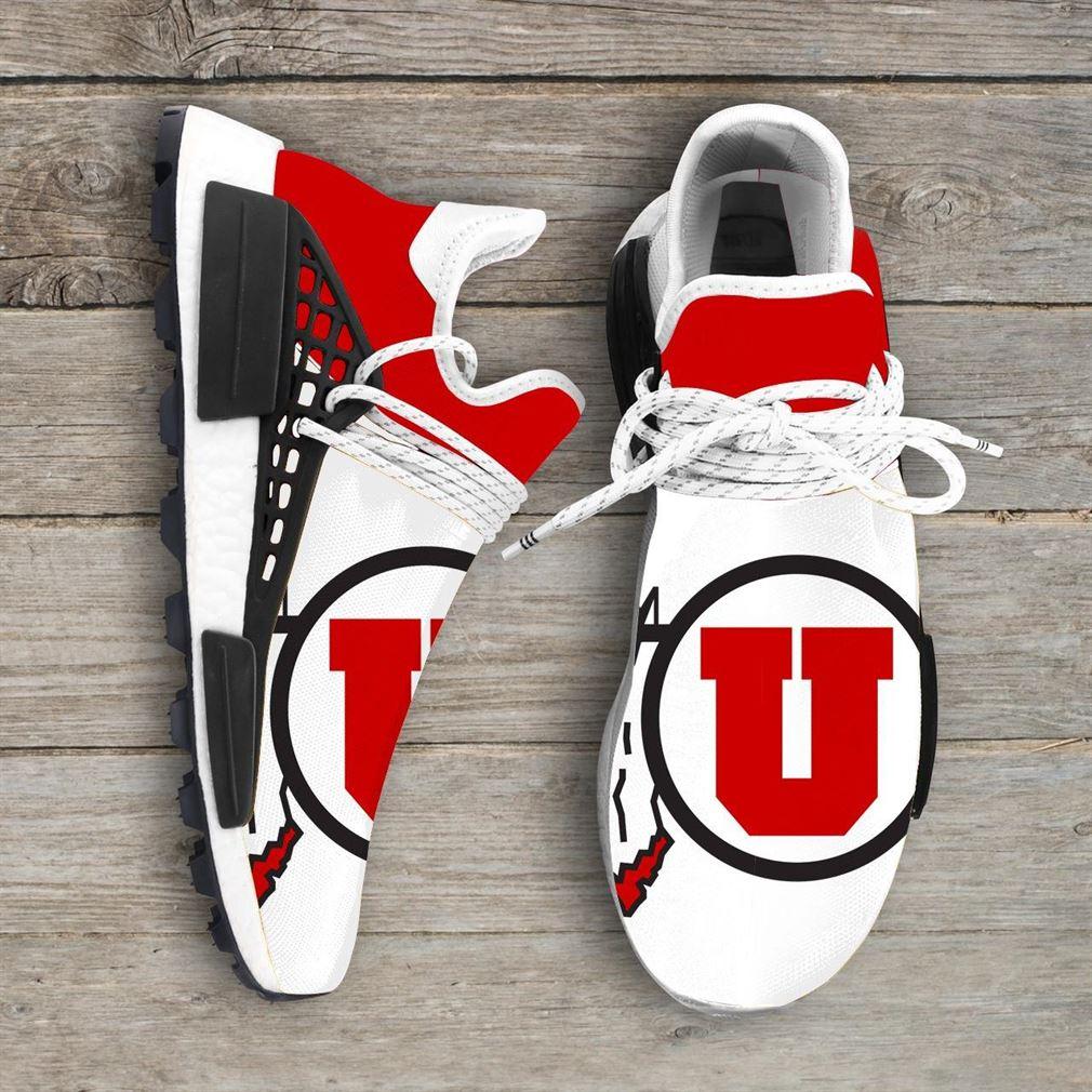 Utah Utes Ncaa Nmd Human Race Sneakers Sport Shoes Running Shoes